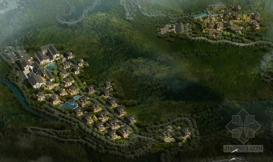 [浙江]大型风情旅游度假区规划设计方案文本