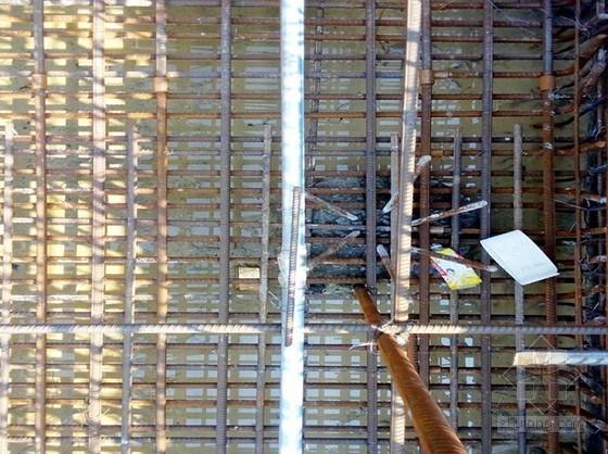 [广东]框架剪力墙结构综合体大体积混凝土冷凝管施工方案(附有施工照片)