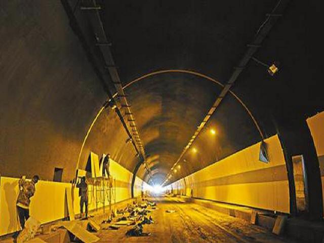 重庆轻轨线隧道各分项工程施工技术交底36篇