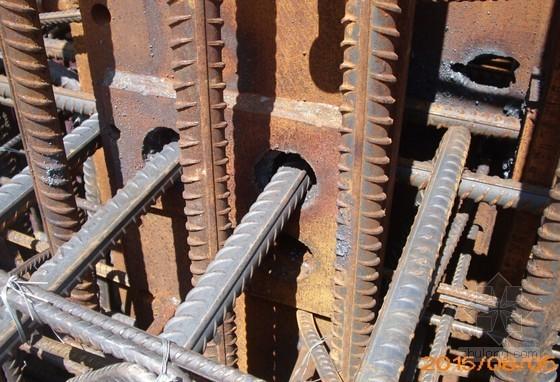 型钢混凝土结构节点施工工艺总结汇报