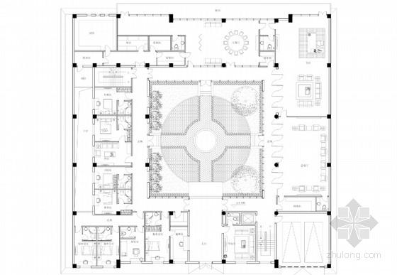[北京]现代简约别墅室内设计方案(含效果图)