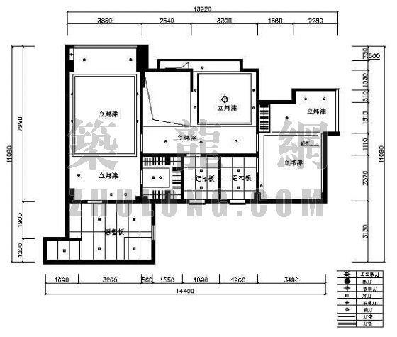 三层别墅装修图-2
