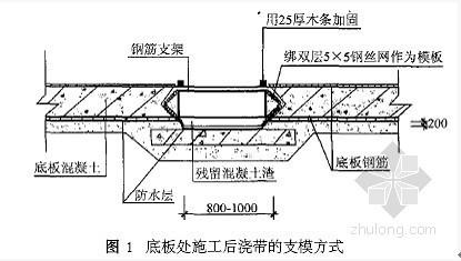 污水泵站及截流工程施工组织设计(沉井 旋喷桩基)