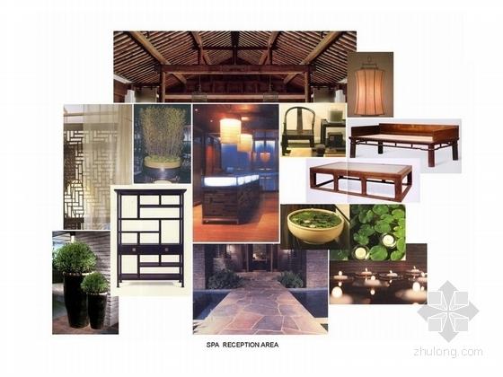 [三亚]原始热带天堂品牌国际连锁度假酒店设计概念家具示意图