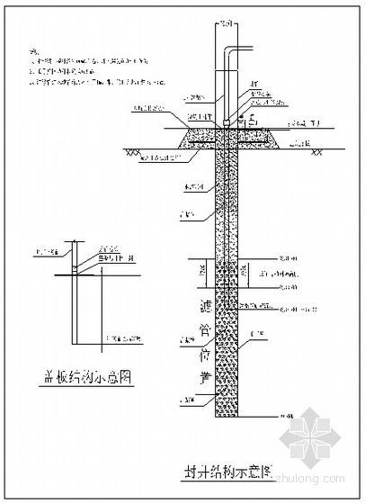 [江苏]基坑承压水降水设计施工方案(深基坑)
