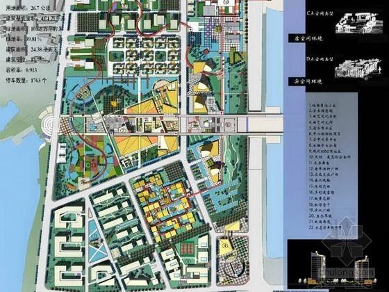 新型城市触媒社区设计方案展示