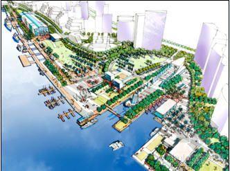 [上海]船厂滨水公共活动空间设计