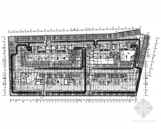 [浙江]儿童公园及周边建筑给排水图纸