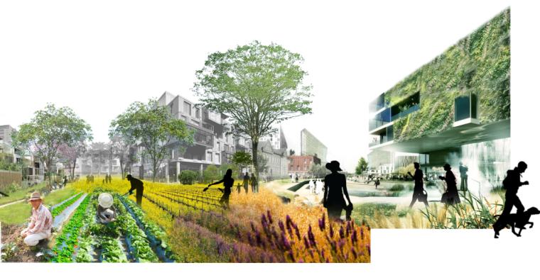 3套AECOM效果图素材-城市景观效果图PSD分层源文件(1)