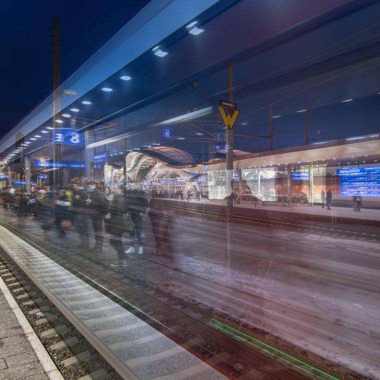 奥地利格拉茨火车站重建_9