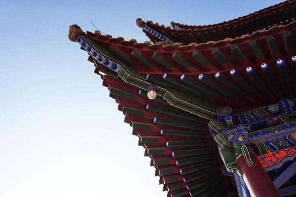 飞檐斗拱——古建筑艺术的代表