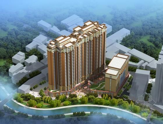 框剪结构住宅楼工程高大模板安全专项施工方案(158页)