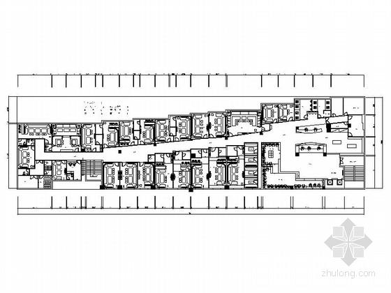 [武汉]商业街大型综合量贩时尚古典KTV装修图(含效果)