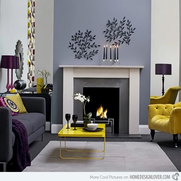 20个时尚的客厅装修设计案例_7