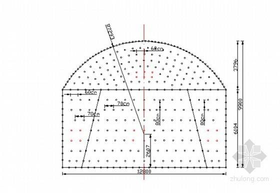 [重庆]轻轨车站控制爆破设计方案(专家论证)