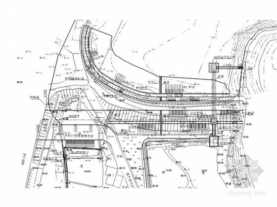 [湖南]小(二)型水库除险加固工程施工图27张