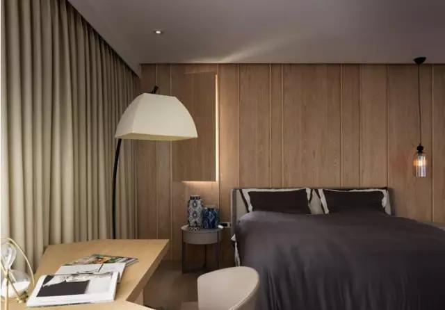 床头灯的搭配艺术,让你的房间化身设计师旅店!_15