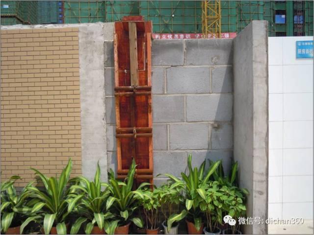 某建筑工地标准化施工现场观摩图片(铝模板的使用),值得学习借鉴_44