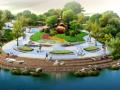 [湖北]生态园博会西南区城市园景观设计方案(18座展园设计)