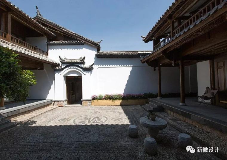 三处古香古色的民宿设计·丽江_25