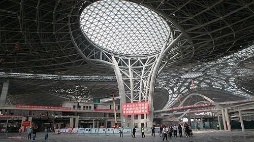 比鸟巢更大的钢结构建筑,明年就正式启用啦!-图片18.png