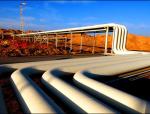 某天然气管道工程电气配电系统图
