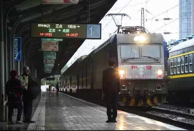 再见啦!川渝地区最后的双层火车……