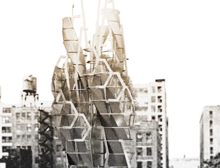 2006摩天大楼设计竞赛eVoloSkyscraperCompetition获奖作品