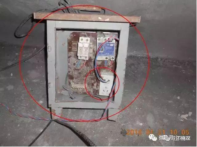 总结的太好了!建筑施工现场临时用电常见隐患、错误做法都在这呢_33