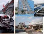 钢结构建筑能抗多少级台风?