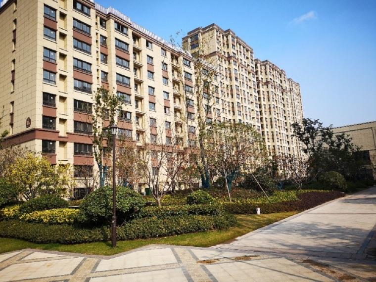 [徐州]剪力墙结构商业住宅吊篮专项施工方案(46页)