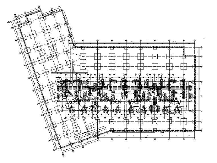 高层住宅楼+多层商业楼结构施工图(2016)
