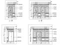 [广东]新豪华欧式古典样板房装修图(含效果图)