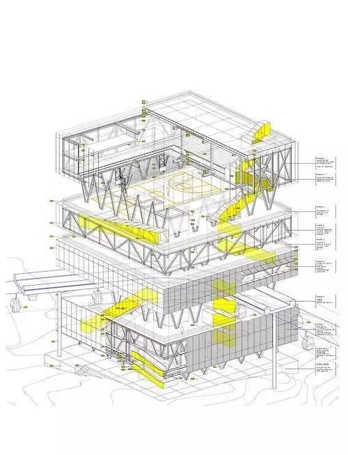 """脱了!建筑分析图怎么""""脱""""?_3"""