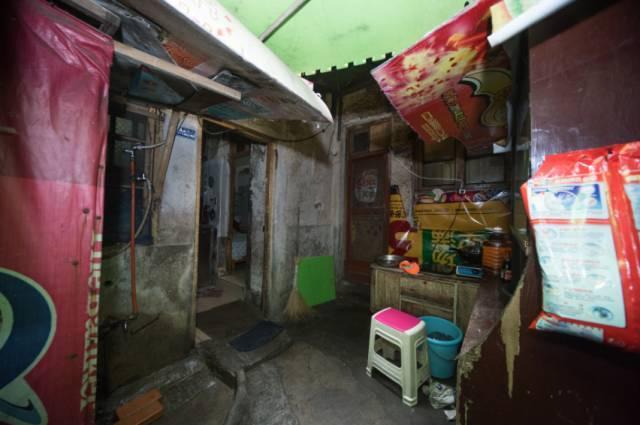 30平破旧出租屋神逆袭,打造5口之家的温馨公寓_6
