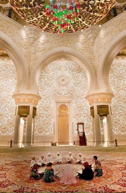 独具魅力的伊斯兰建筑。_2