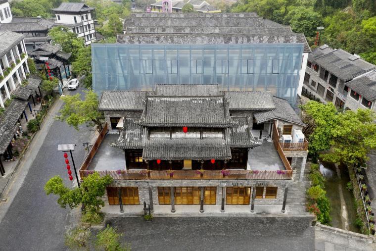 深圳南香楼艺术酒店---贝森豪斯设计事务所