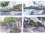 [湖北]宜昌廊桥水岸项目景观工程设计方案