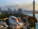 重庆国际马戏城钢结构工程BIM在设计制造安装工程中的应用