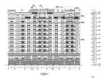 现代高层商住综合楼建筑设计CAD