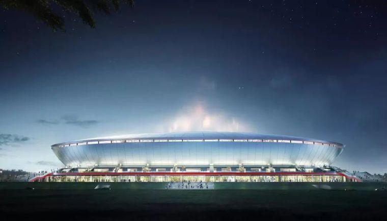 浦东足球场设计方案获批!计划2021年完工_5