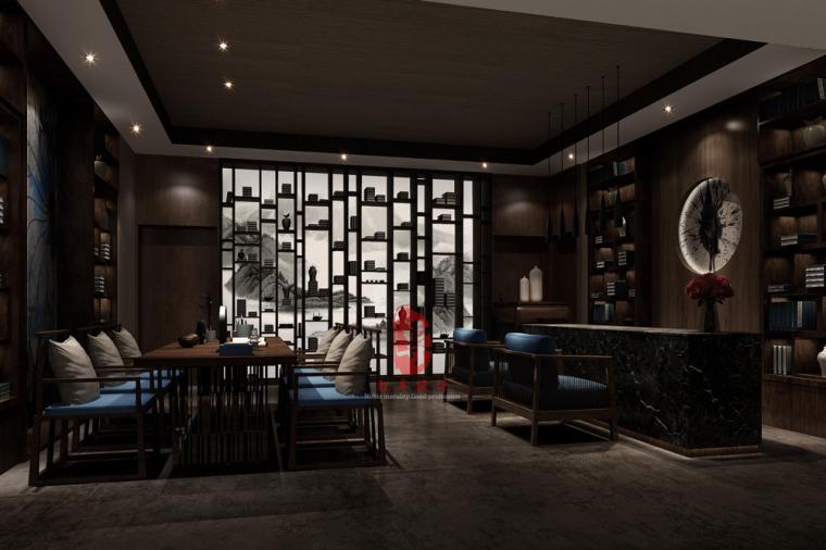 北京瓦竹精品酒店资料下载-成都酒店设计公司——红专设计|济南静庐精品酒店