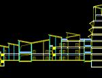 吉首市黄永玉博物馆建筑设计施工图