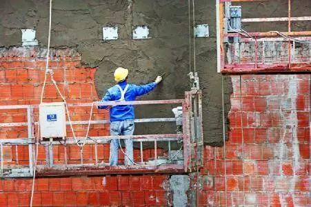 全方位介绍外墙抹灰工程标准做法!值得收藏....