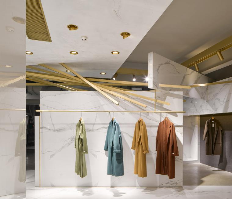 杭州ANDFOR服装品牌展厅-6