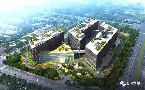 BIM技术在网易杭州网易二期项目中的应用