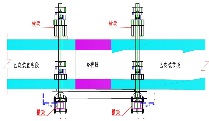 丘陵区时速250km双线铁路工程施工总价承包技术标662页(项目法,路桥隧轨道)_11