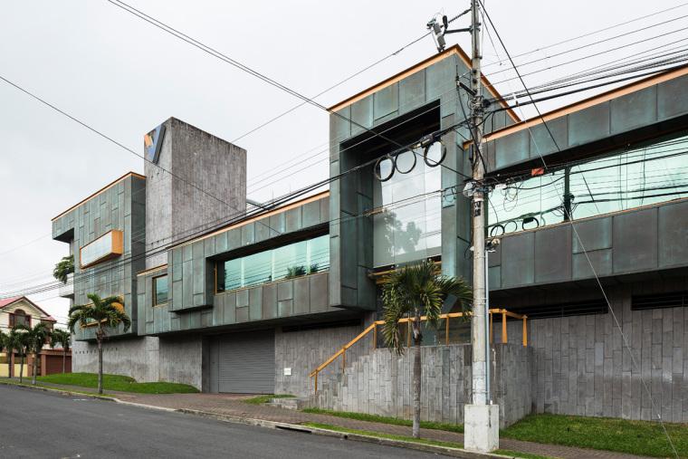 哥斯达黎加Vander总部大楼