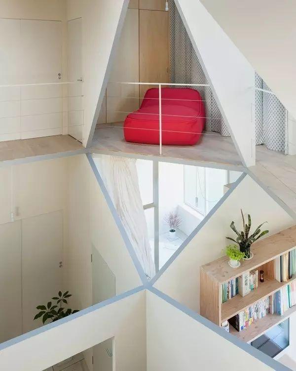 简单的建筑空间也可以做得很出彩