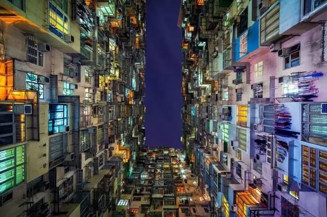 """没见过香港的""""棺材房""""你都不知道住得多幸福_3"""